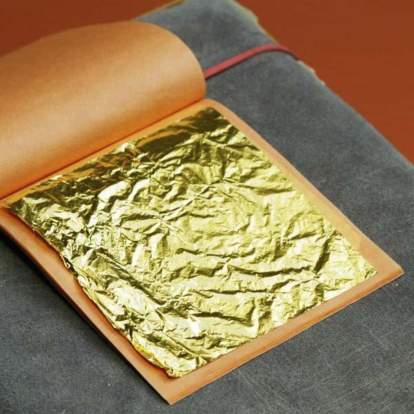 Открытки из сусального золота 45