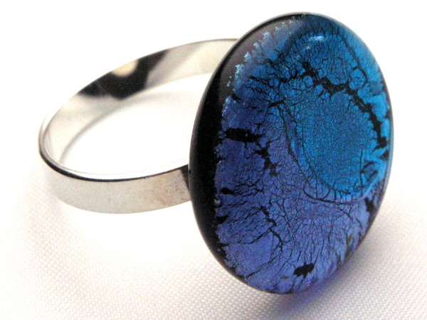 Midnight Ring blau