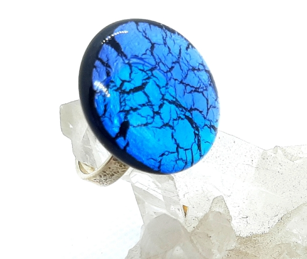 Midnight Ring blau
