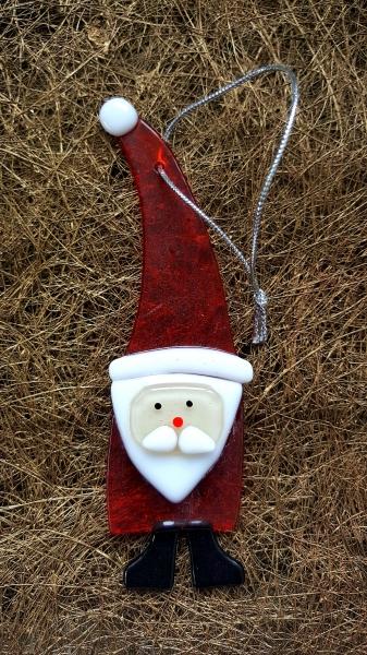 """Weihnachtshängebild Santaclaus """"Blackfoot"""""""