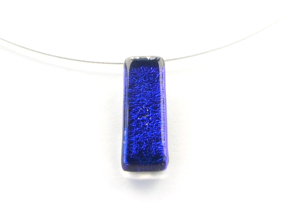 Direct Halskette mini blau