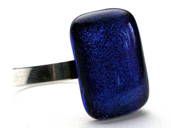 Direct Fingerring blau