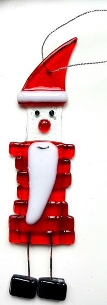 """Weihnachtshängebild Santaclaus """"Robby"""""""