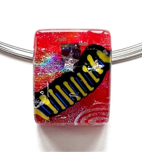 Halskette Confetti Schmuck Unikat GHU191