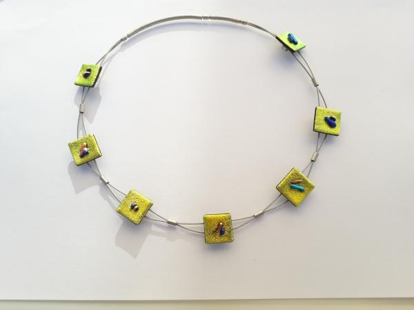 Nomist Halskette Sinus Unikat GHU67