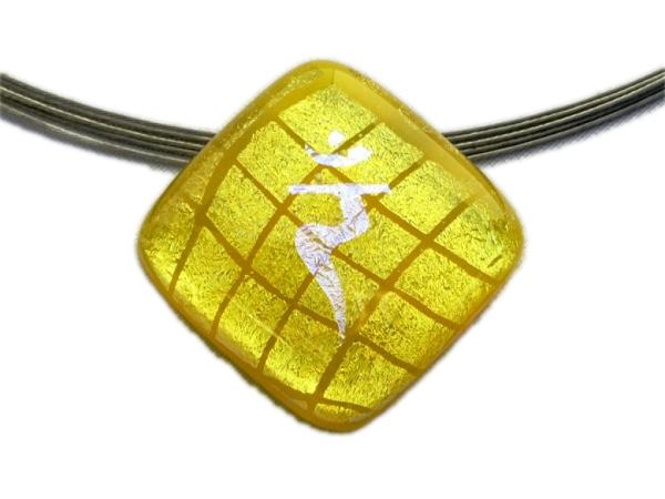 Warp Halskette Small Solarplexuschakra