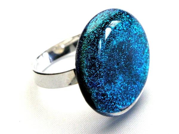 Diround Ring türkis
