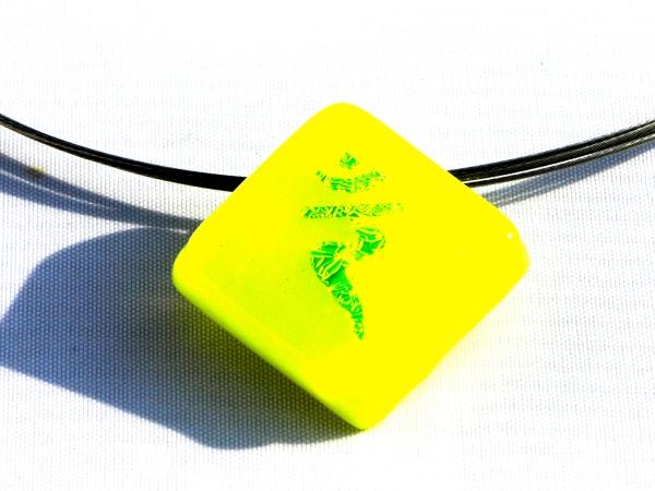 Pendant Halskette Small Solar Plexus Chakra