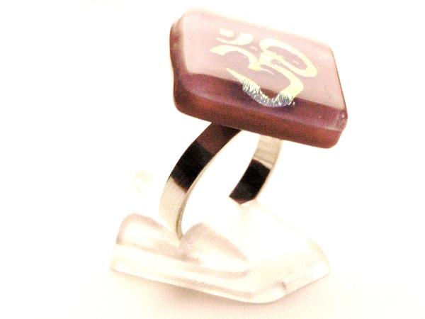 Schmuck Ring Kronenchakra