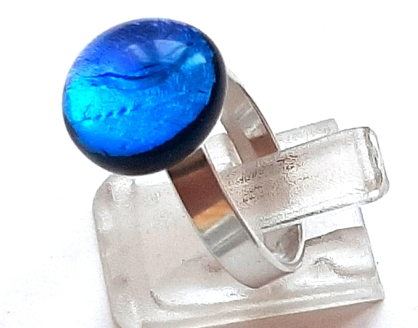 Midnight Ring Mini blau