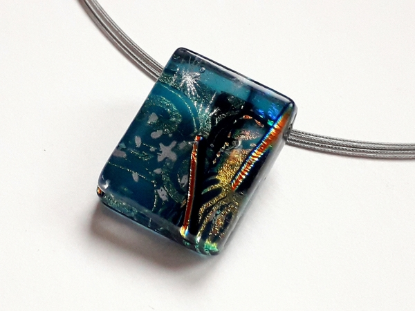 Halskette Confetti Schmuck Unikat GHU101