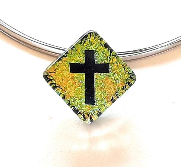 Halskette Kreuz-LB