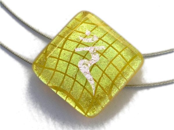 Warp Halskette Large Solarplexuschakra