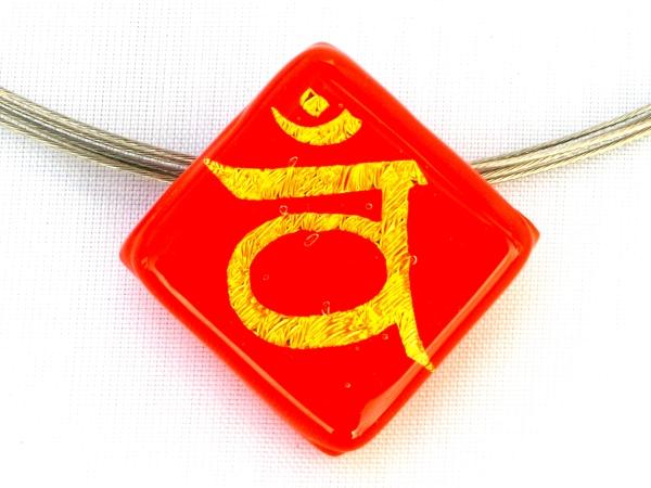 Pendant Halskette Small Sakralchakra
